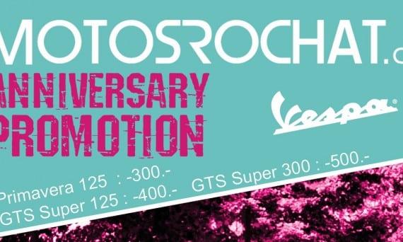 promo anniversary