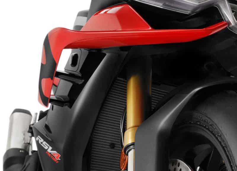 Aprilia RSV4 1100 Factory Winglet